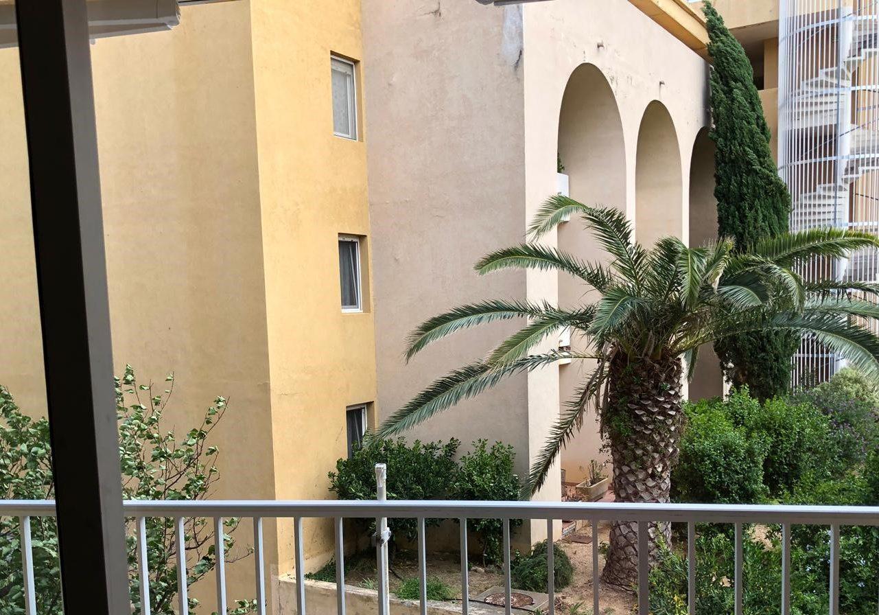 3116 - Blick vom Balkon